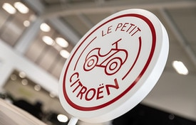 De 'Le Petit Citroën'-shop