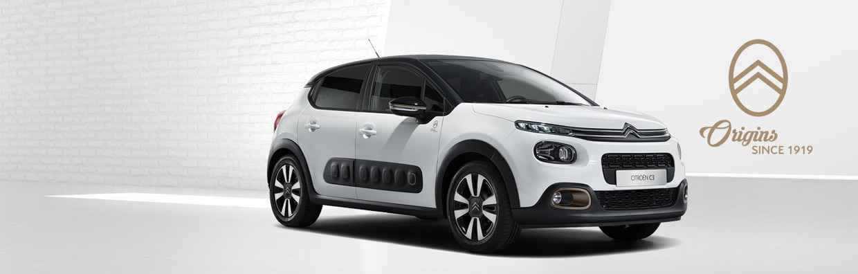 Citroën C3 Origins Collector's Edition
