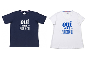 Oui are French T-shirt