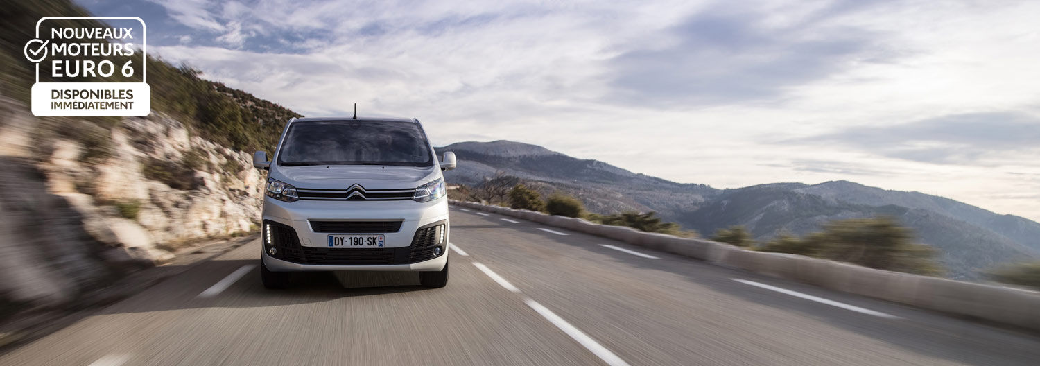 Citroën SpaceTourer Business Lounge: lage gebruikskosten