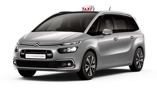 Citroën C4 SpaceTourer Taxi