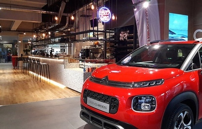 The Citroënist Café