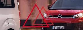 Citroën Jumpy: Active Safety Brake