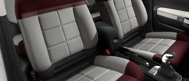 Citroën C4 Cactus: ADVANCED COMFORT SEATS