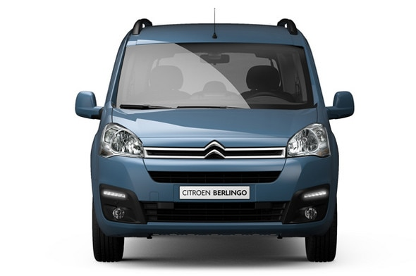 Berlingo Multispace bleu blue