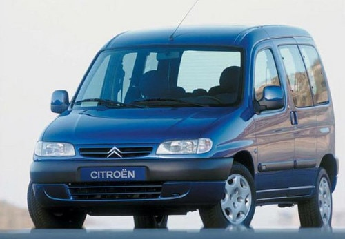 Introductie Citroën Berlingo