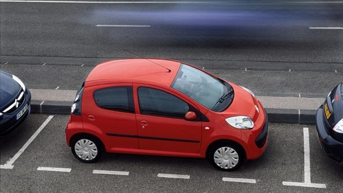 Start productie Citroën C1